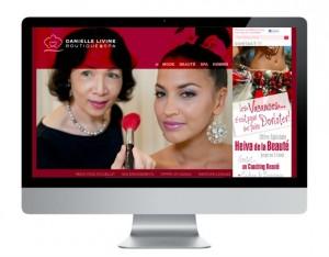 website Danielle Livine