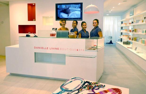 accueil boutique Danielle Livine