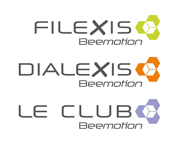 Beemotion logos produits