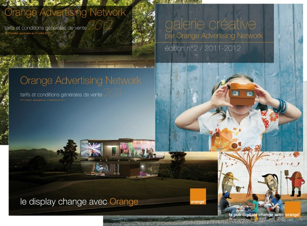 Orange Advertising Network
