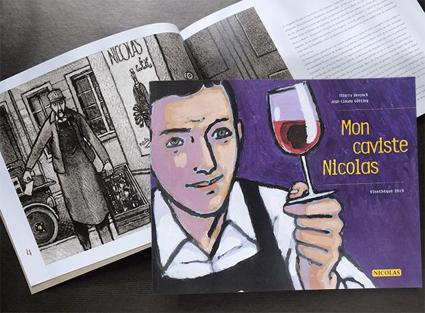 Vinissimes Nicolas - Jean-Claude Götting