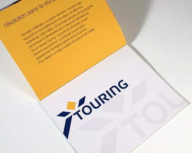 Touring Brand Book